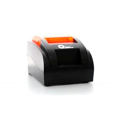 IMPRESORA QIAN MINIPRINTER TERMICA ANJET 58 QIT581701 USB 2.0, NEGRO/NARANJA